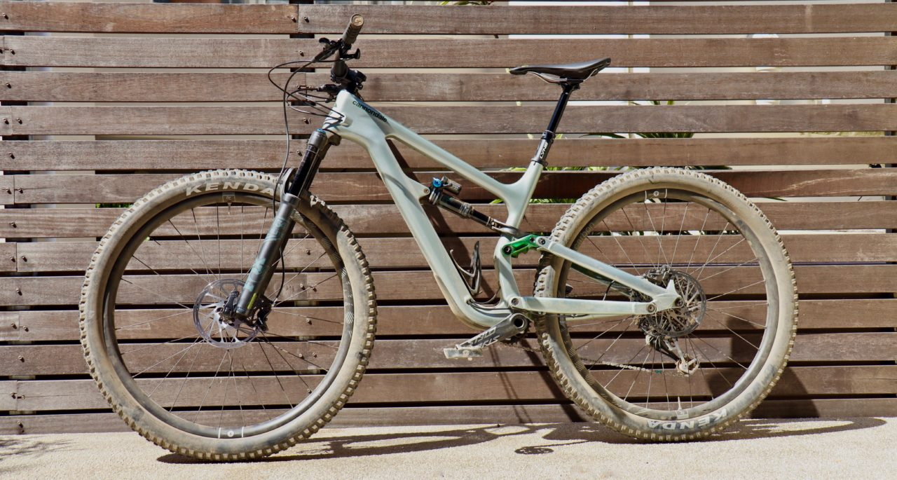 TESTED: 2019 Cannondale Habit  Climb  Shred  Repeat  - Bike