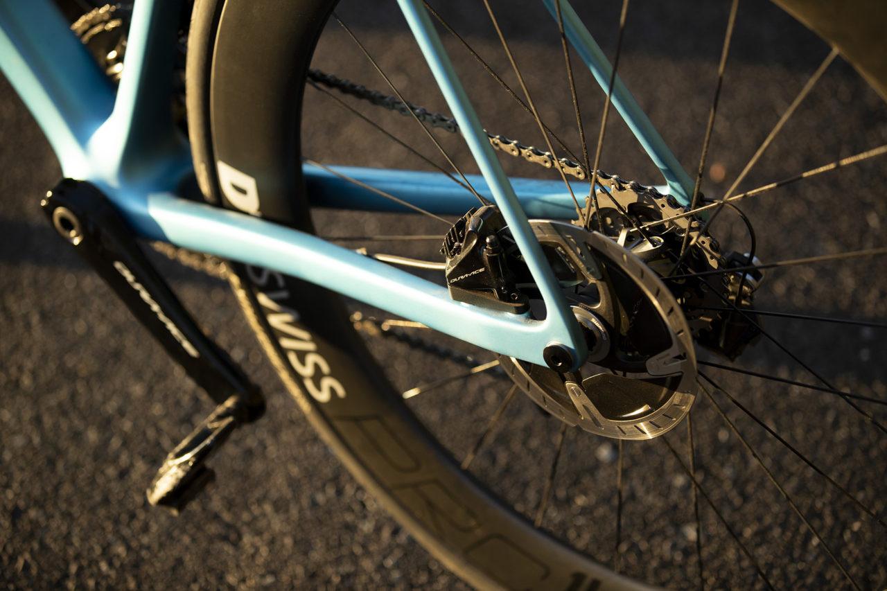 TESTED: Canyon Ultimate CF SLX disc 9 0 Di2 - Bike Network