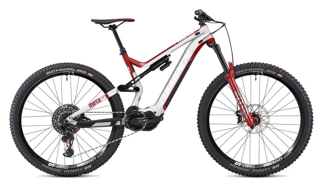 Commencal Meta Power 29 e-Bike 2020.