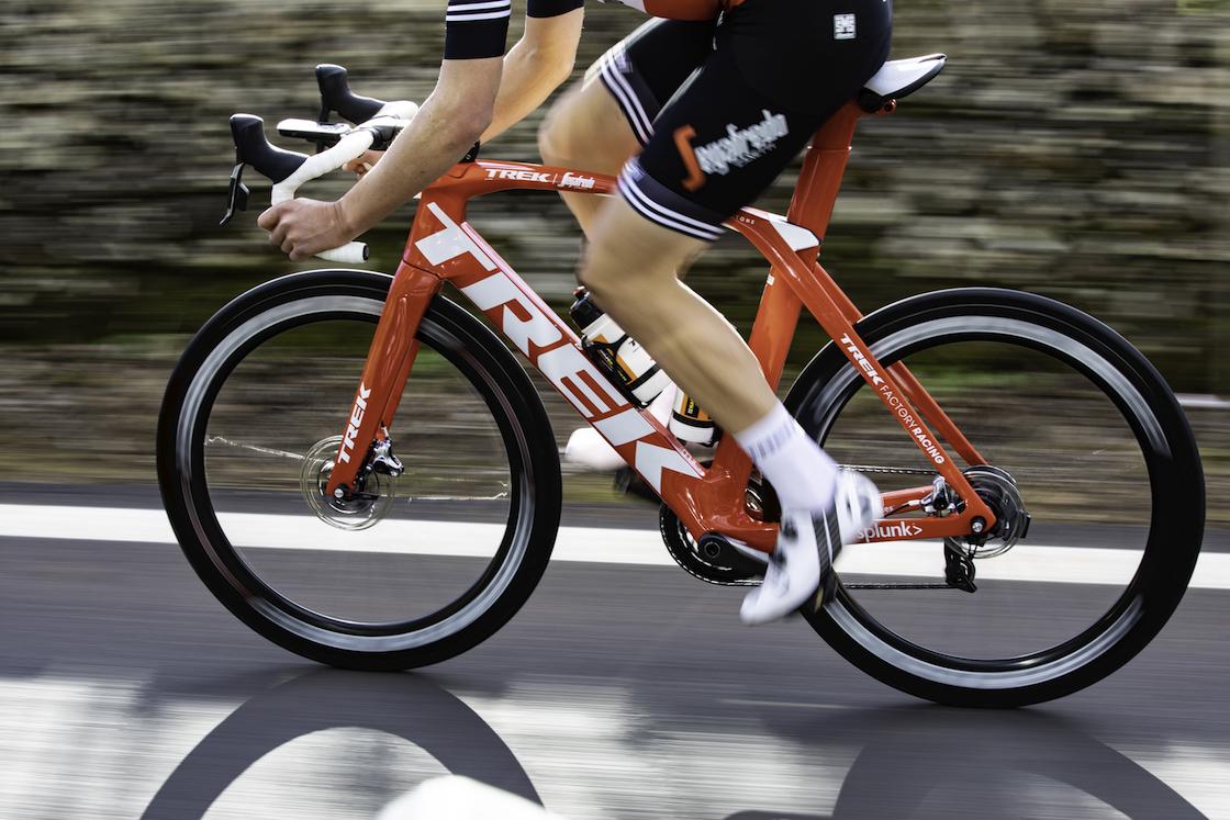 Bontrager R3 Hard-Case Lite bicycle tires.