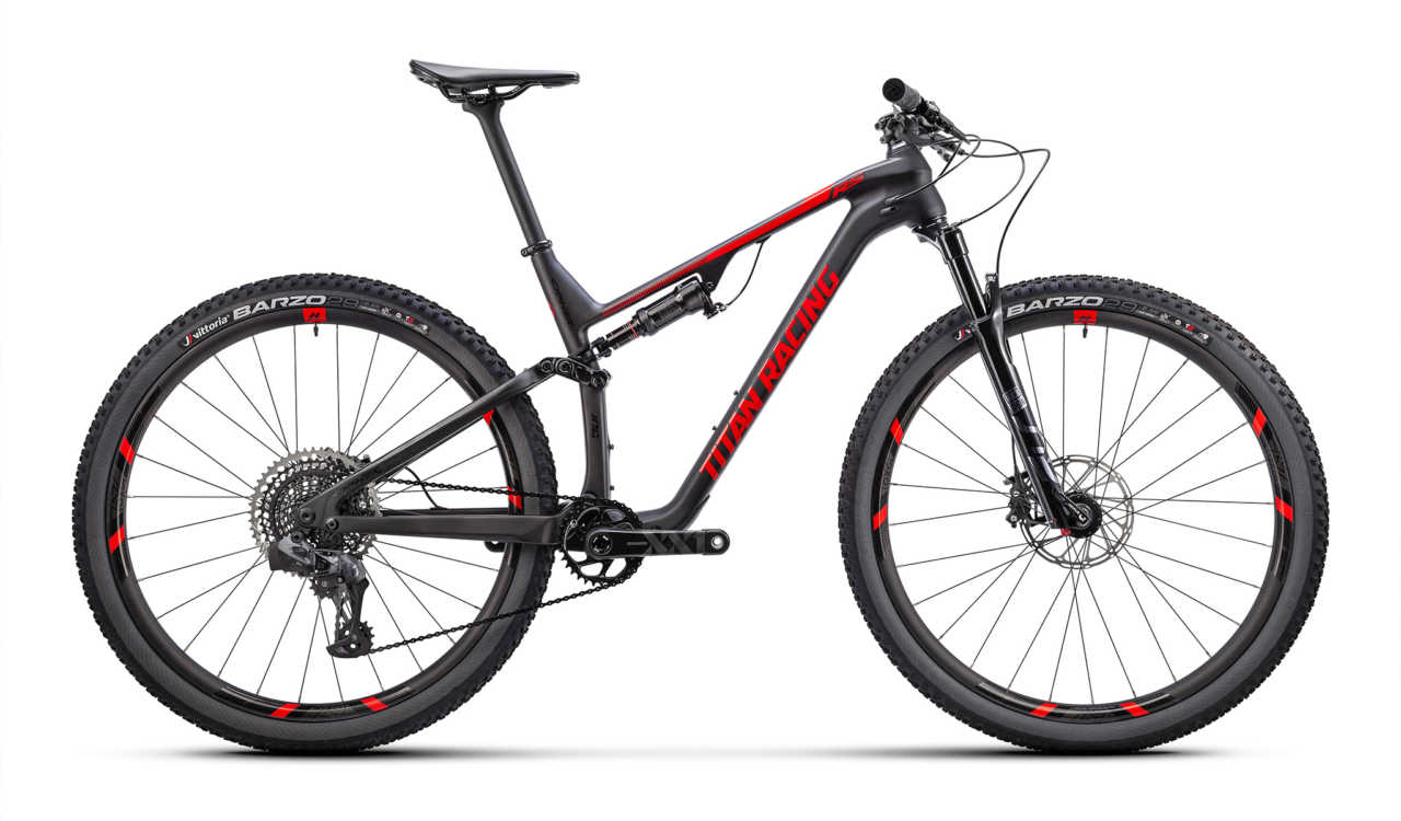 Titan Racing Cypher and Cypher RS mountain bikes are launched.