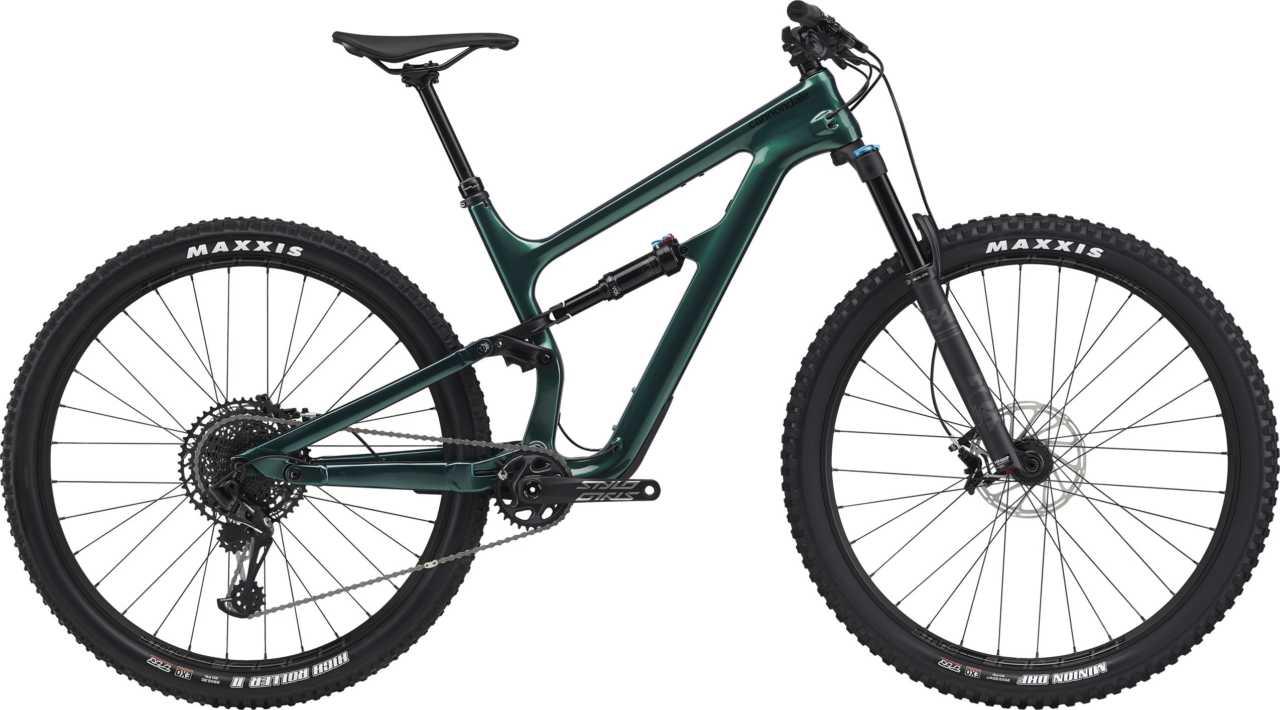 Cannondale habit 3 mountain bike
