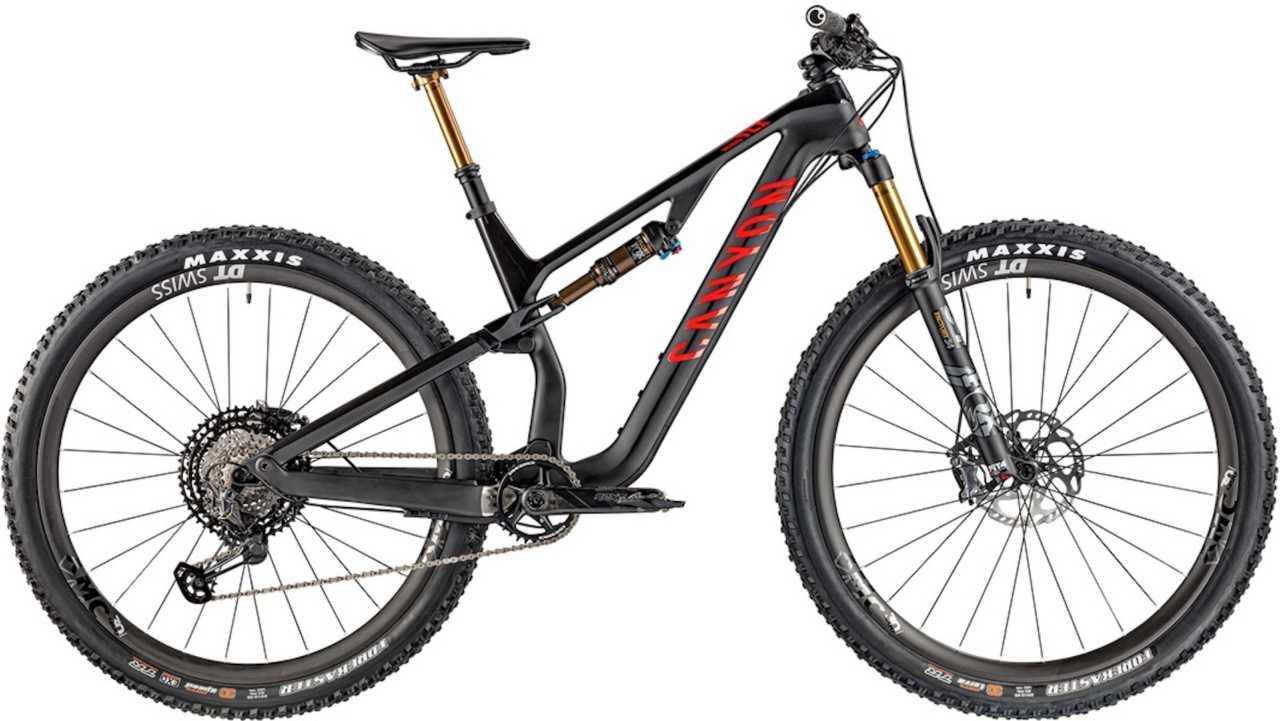 canyon neuron mountain bike