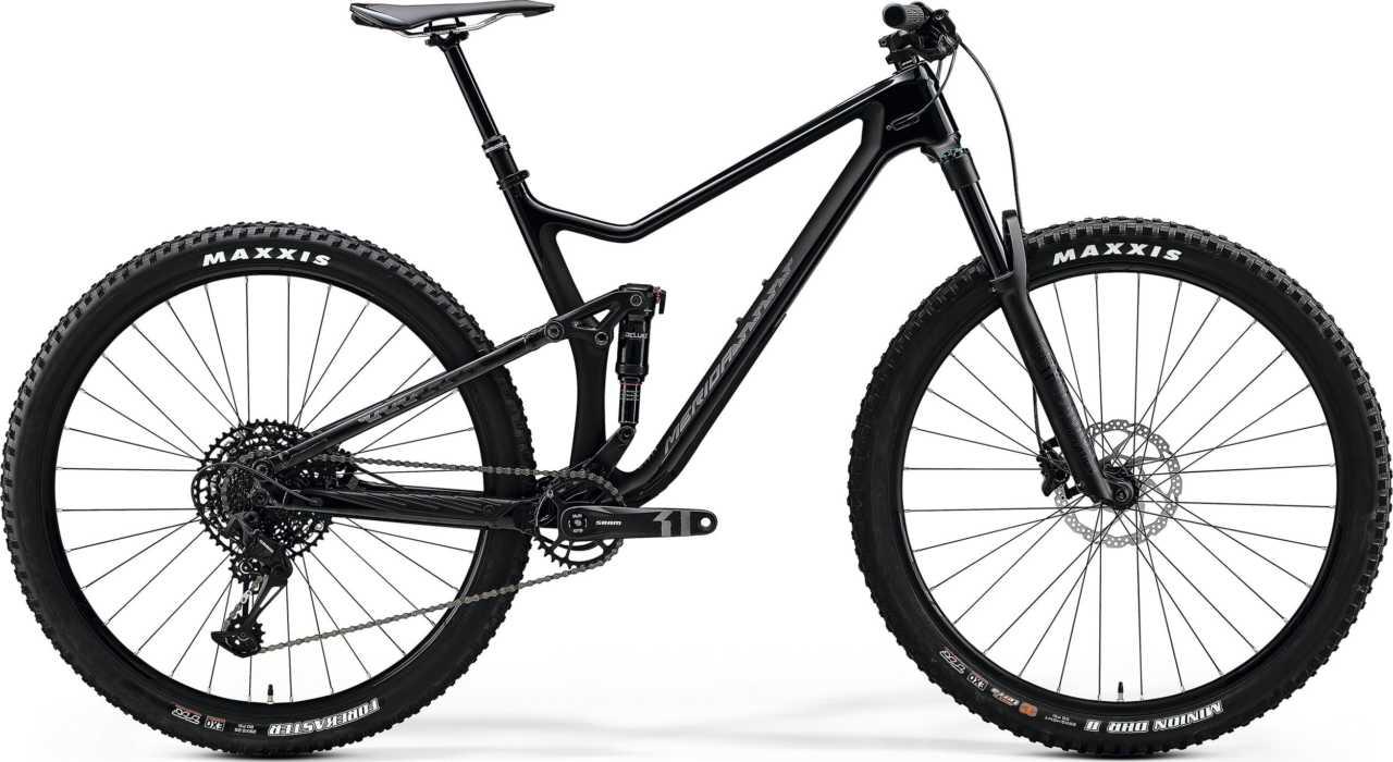 Merida 120 3000 mountain bike.