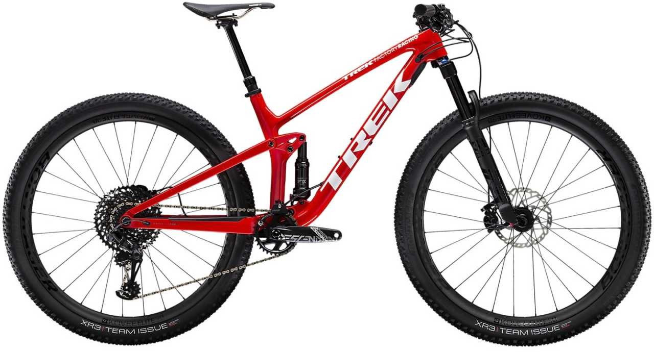 Trek top fuel 9.8 mountain bike
