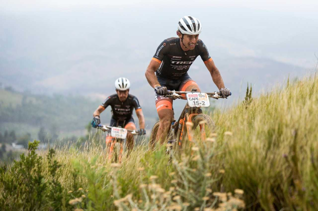 Fabian Rabensteiner and Michele Casagrande have proven their abilities time and time again at the Absa Cape Epic.