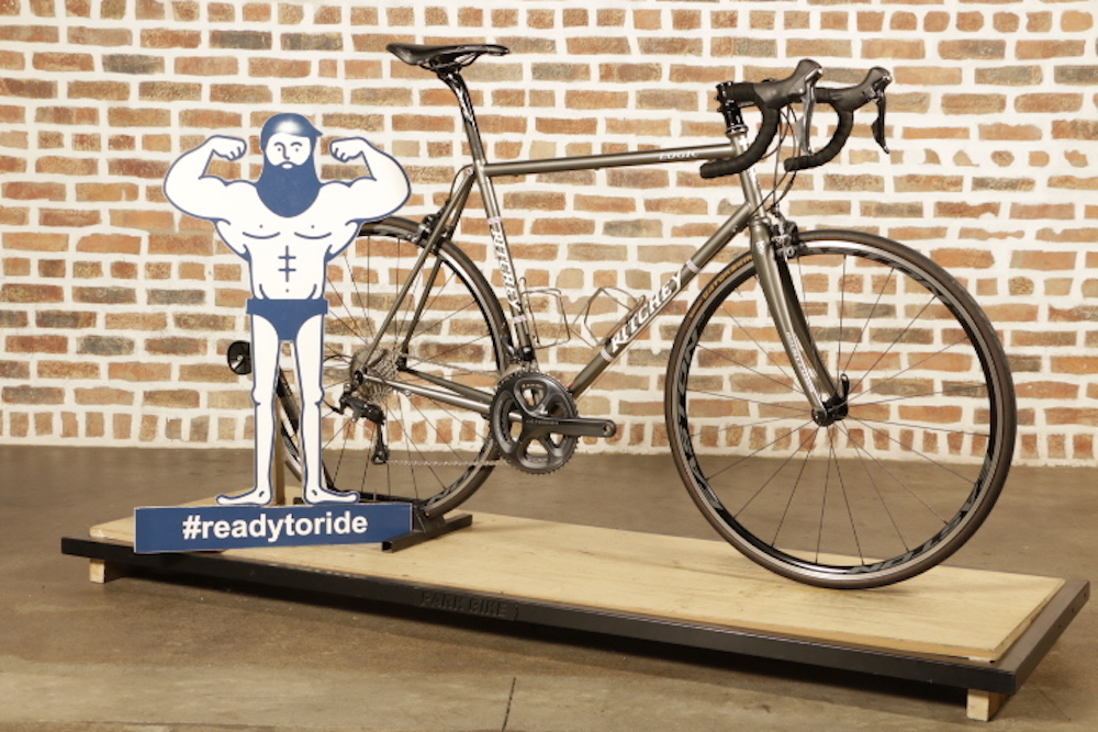 Ritchey Logic steel road bicycle for sale by bike market in south africa.