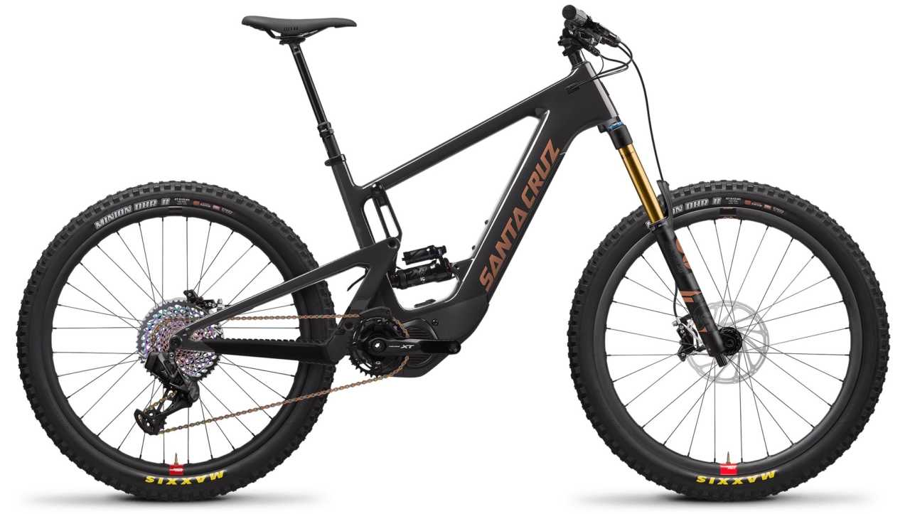 All the details on the new Santa Cruz Heckler mountain bike provided by Bike Network for South Africa.