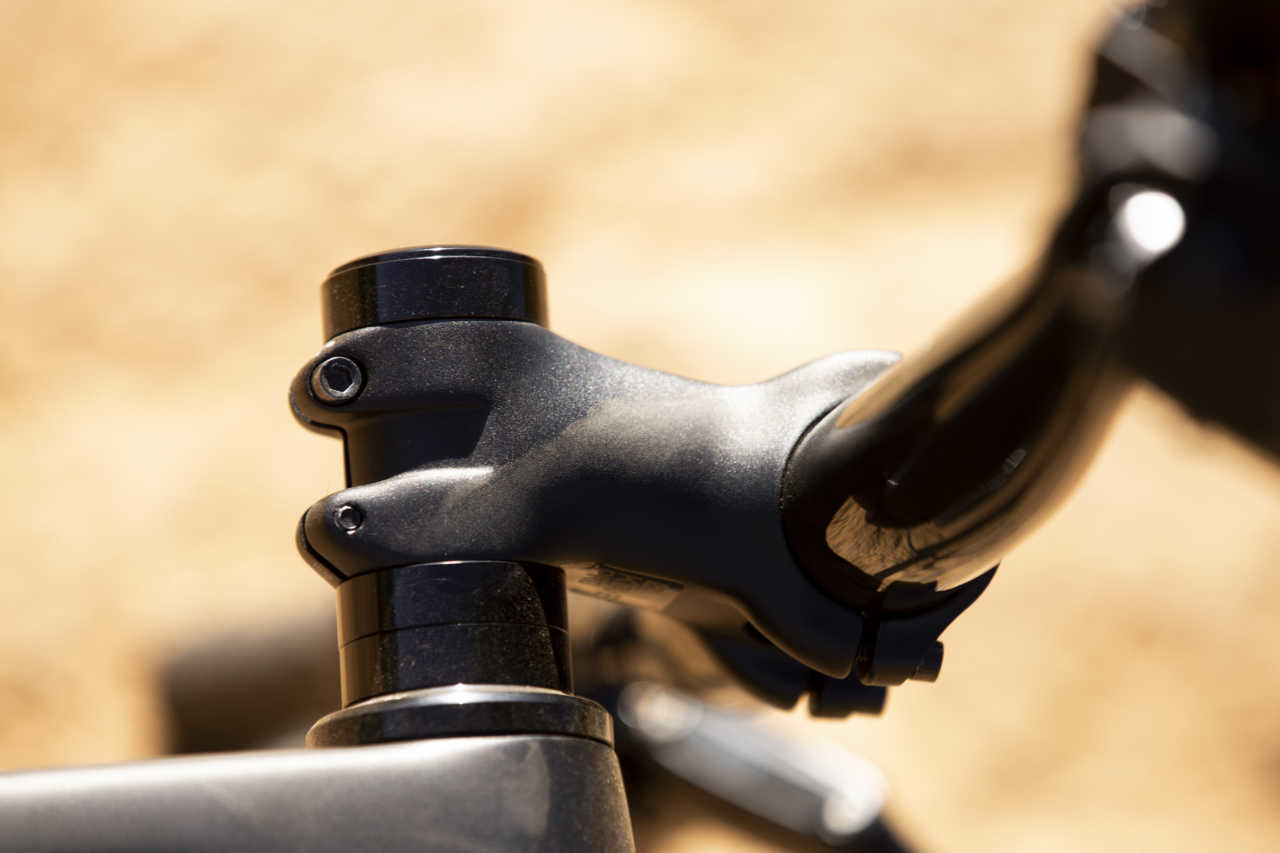 JONKERSHOEK, STELLENBOSCH - riding the Trek Top Fuel in Jonkershoek with Myles Kelsey for Bike Network. Photo by Gary Perkin