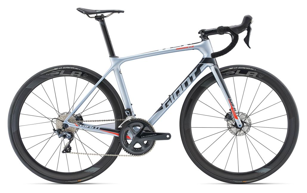 GIANT TCR ADVANCED PRO 1 DISC road bicycle