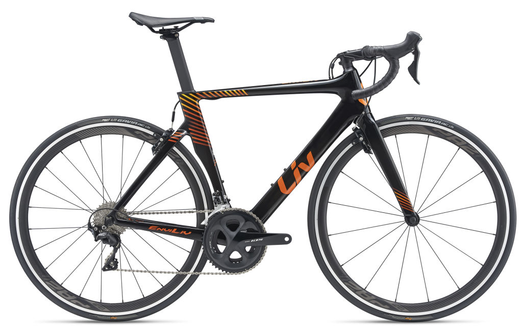 GIANT LIV ENVIE ADVANCED 2 road bicycle