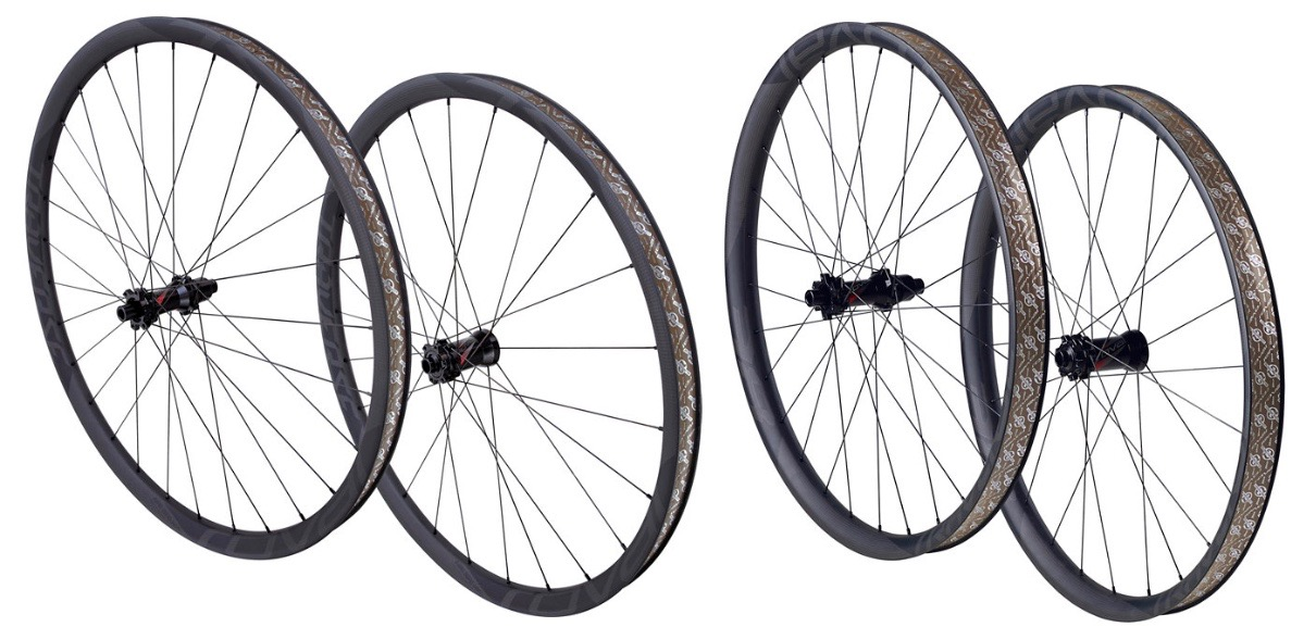ROVAL TRAVERSE SL CARBON 29 & 650B WHEELSETS (Boost or non-Boost) for mountain bikers