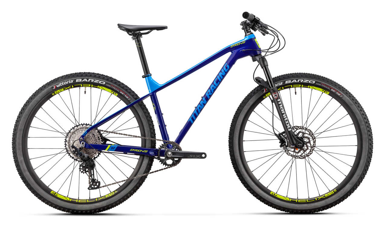 The Titan Racing Drone Hardtail mountain bike as photographed in Cape Town South Africa for Bike Network on 25 March 2020.