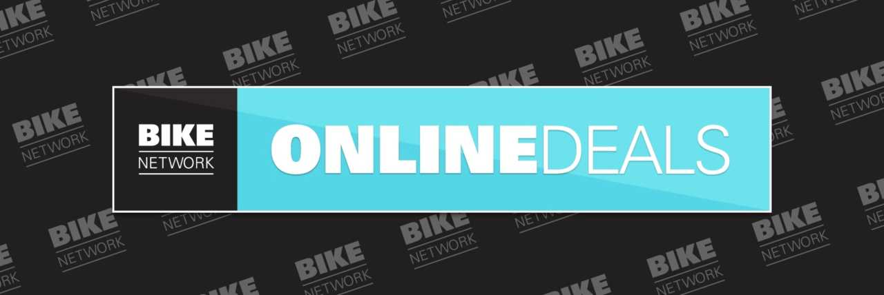 Bike Network online deals on bicycles and spares.