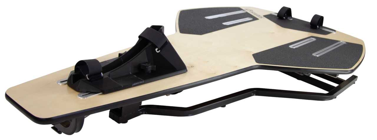 The Saris MP1 Nfinity Trainer Platform indoor trainer accessory from the Bicycle Power Trading company