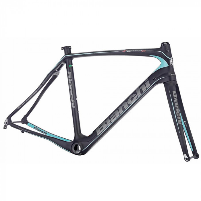 Bianchi road bicycle frame for sale featured in the May 2020 edition of Bike Network's online deals.