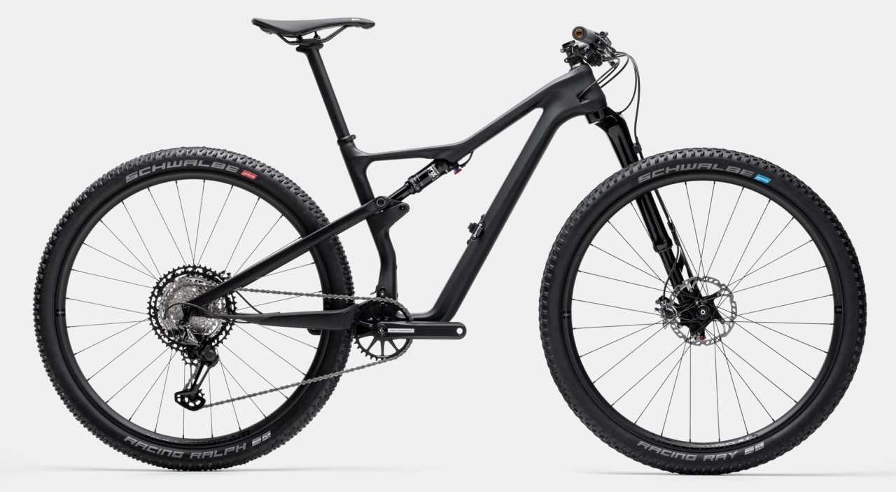 The new Cannondale Scalpel cross country mountain bike as featured for Bike Network in South Africa on 21 May 2020.