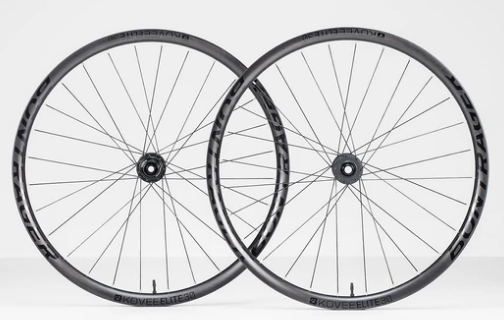 Bontrager Kovee 30 elite carbon mountain bike wheels for sale as featured in the May 2020 edition of Bike Network's online deals.