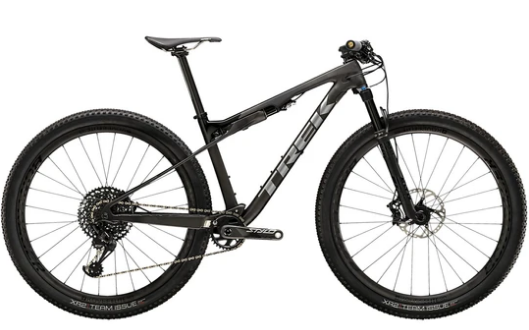 Trek Supercaliber 9.8 mountain bike for sale as featured in the May 2020 edition of Bike Network's online deals.