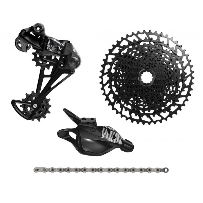 SRAM NX Eagle 1 x 12 Upgrade kit for sale as featured in the May 2020 edition of Bike Network's online deals.