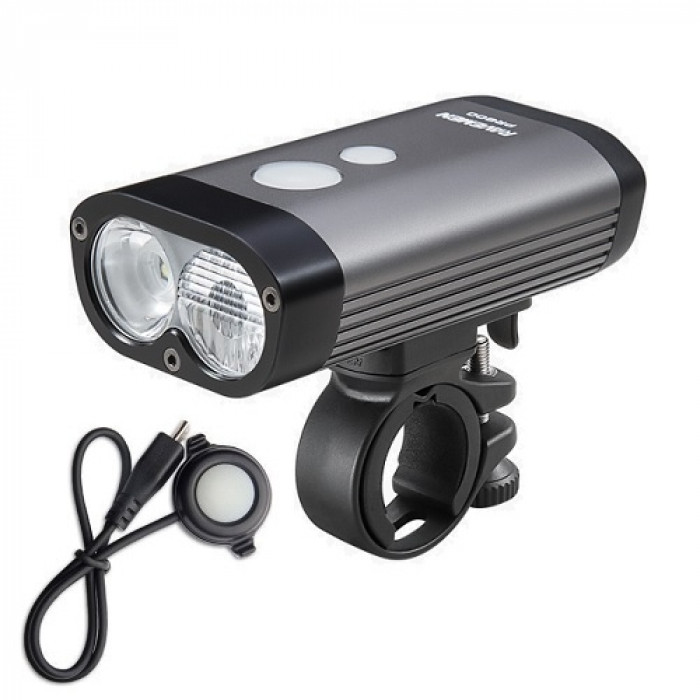 Ravemen mountain bike lights for sale as featured in the May 2020 edition of Bike Network's online deals.