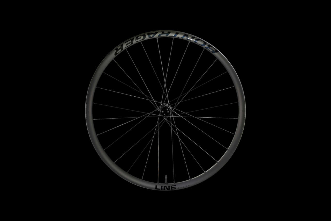 Carbon fiber bicycle wheels by Bontrager for mountain bikes as featured in Bike Network, South Africa, on the 11th of June.