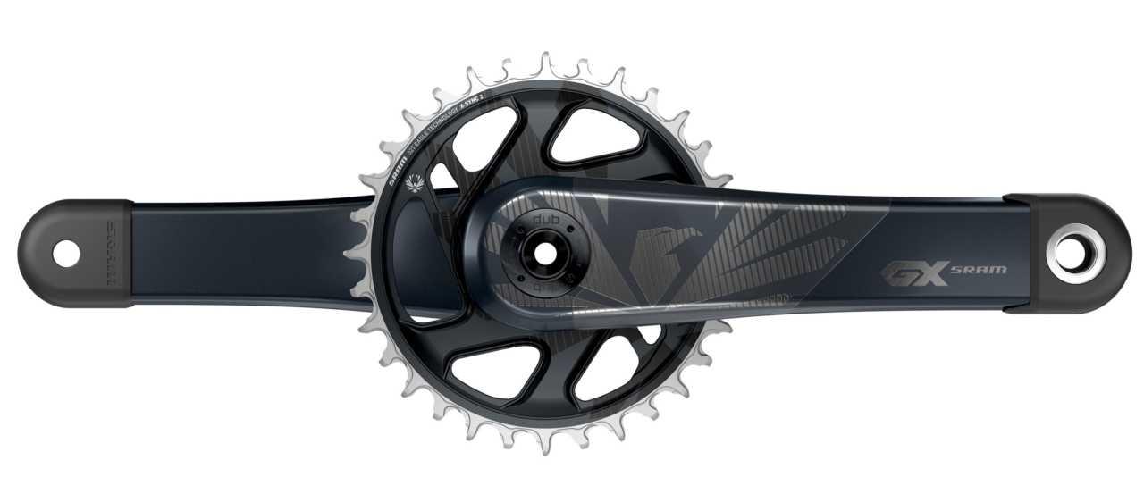 SRAM carbon GX Eagle cranks