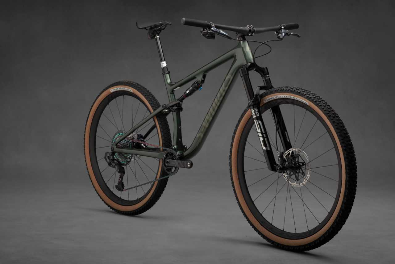 The 2021 Specialized Epic and Epic Evo mountain bikes as featured in Bike Network South Africa for Specialized bicycles.