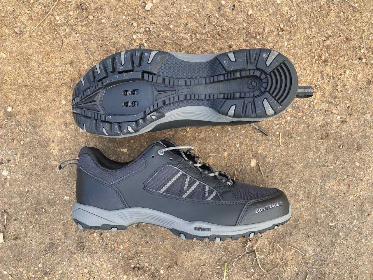 Bontrager multisport cycling shoes