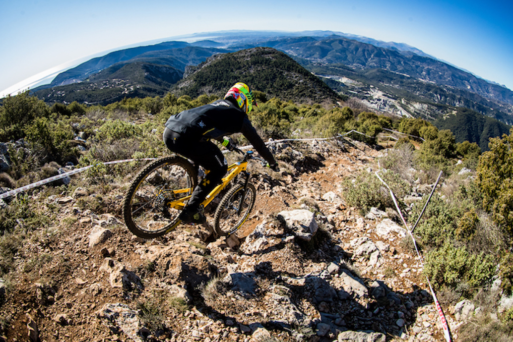 Sam Hill rides The new RockShox ZEB mountain bike suspension fork for Enduro and e-MTB riders as featured in Bike Network South Africa