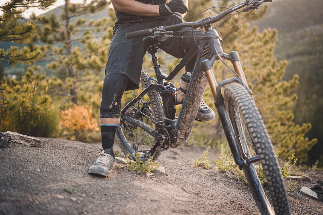 The new Shimano EP8 e-bike system