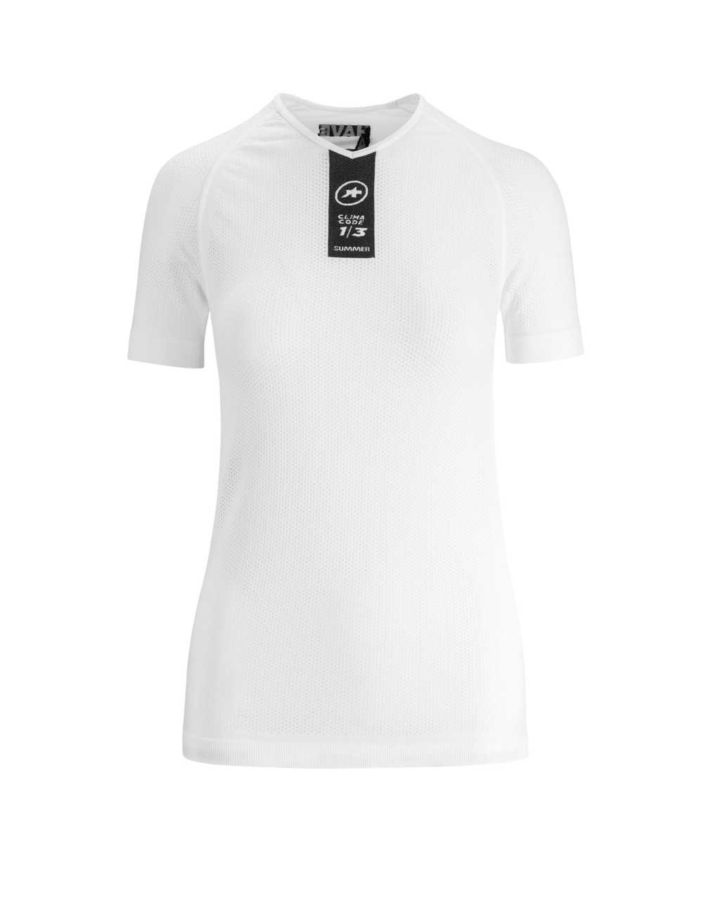 Assos Skinfoil SS Summer Baselayer