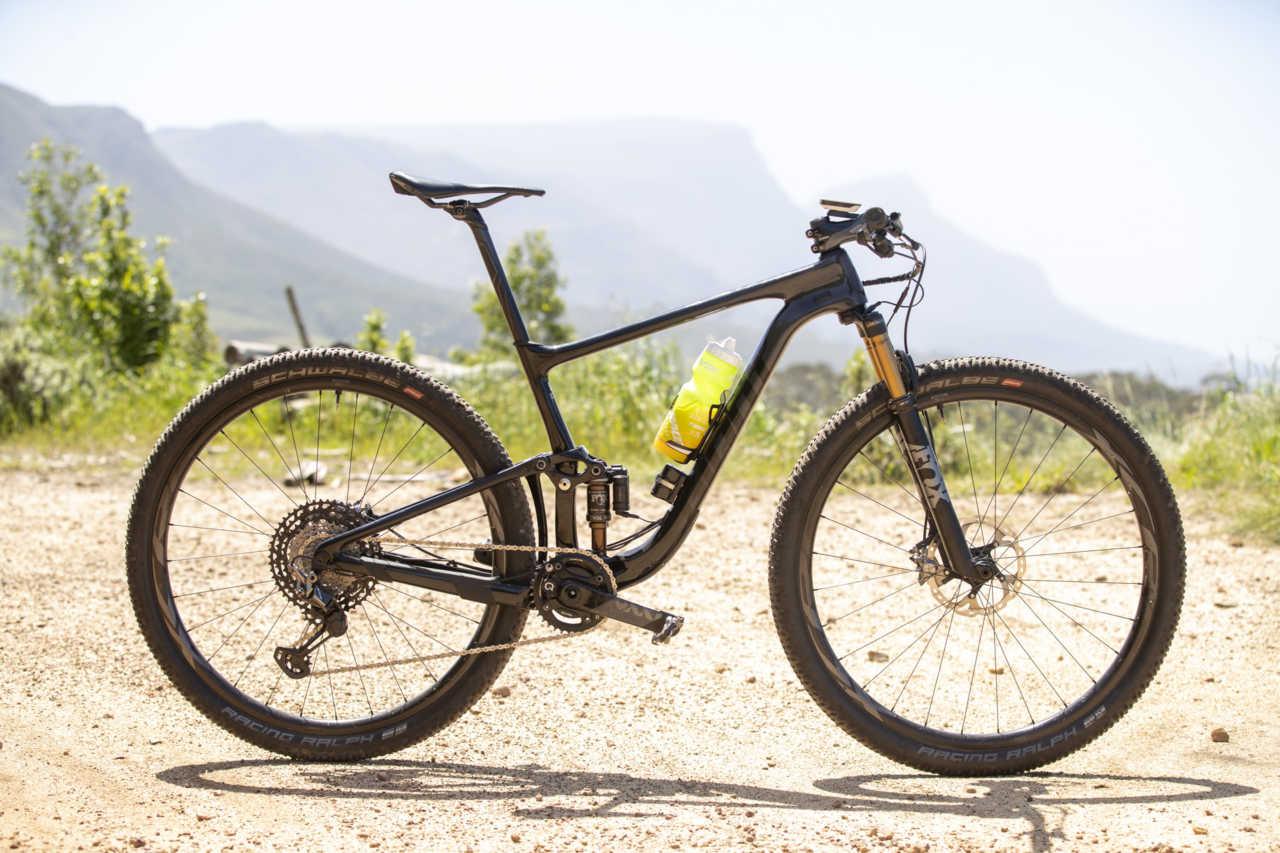 Bike Check: Nicol Carsten's Giant Anthem