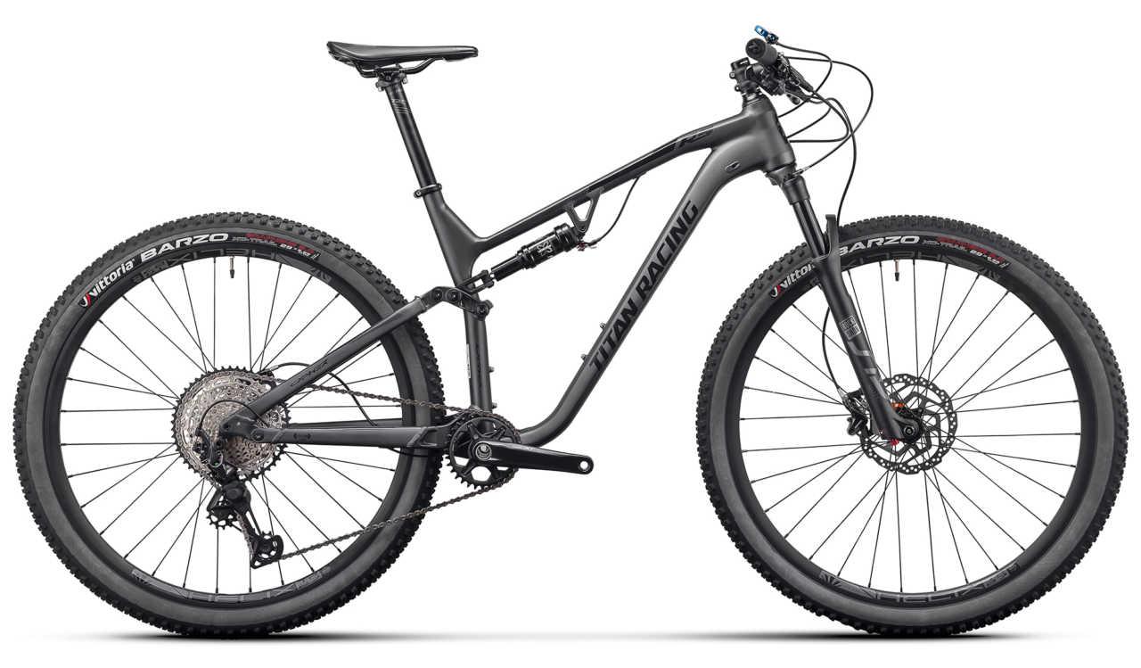 Titan Racing Cypher mountain bike