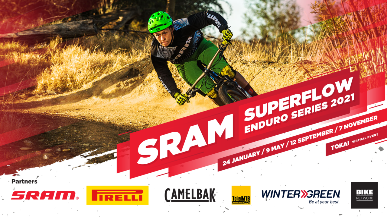 SRAM SuperFlow Enduro