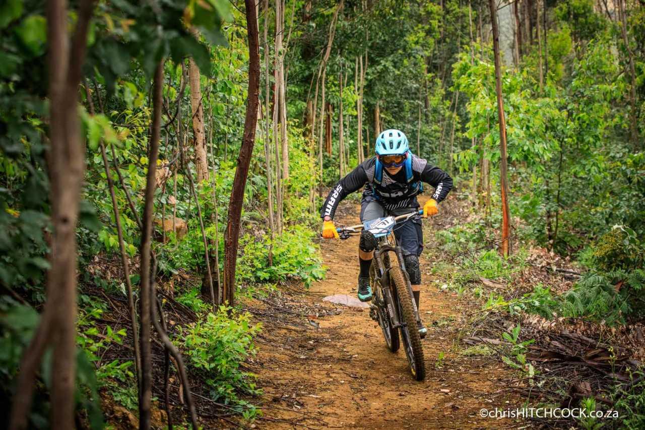 The Tokai mountain bike trails