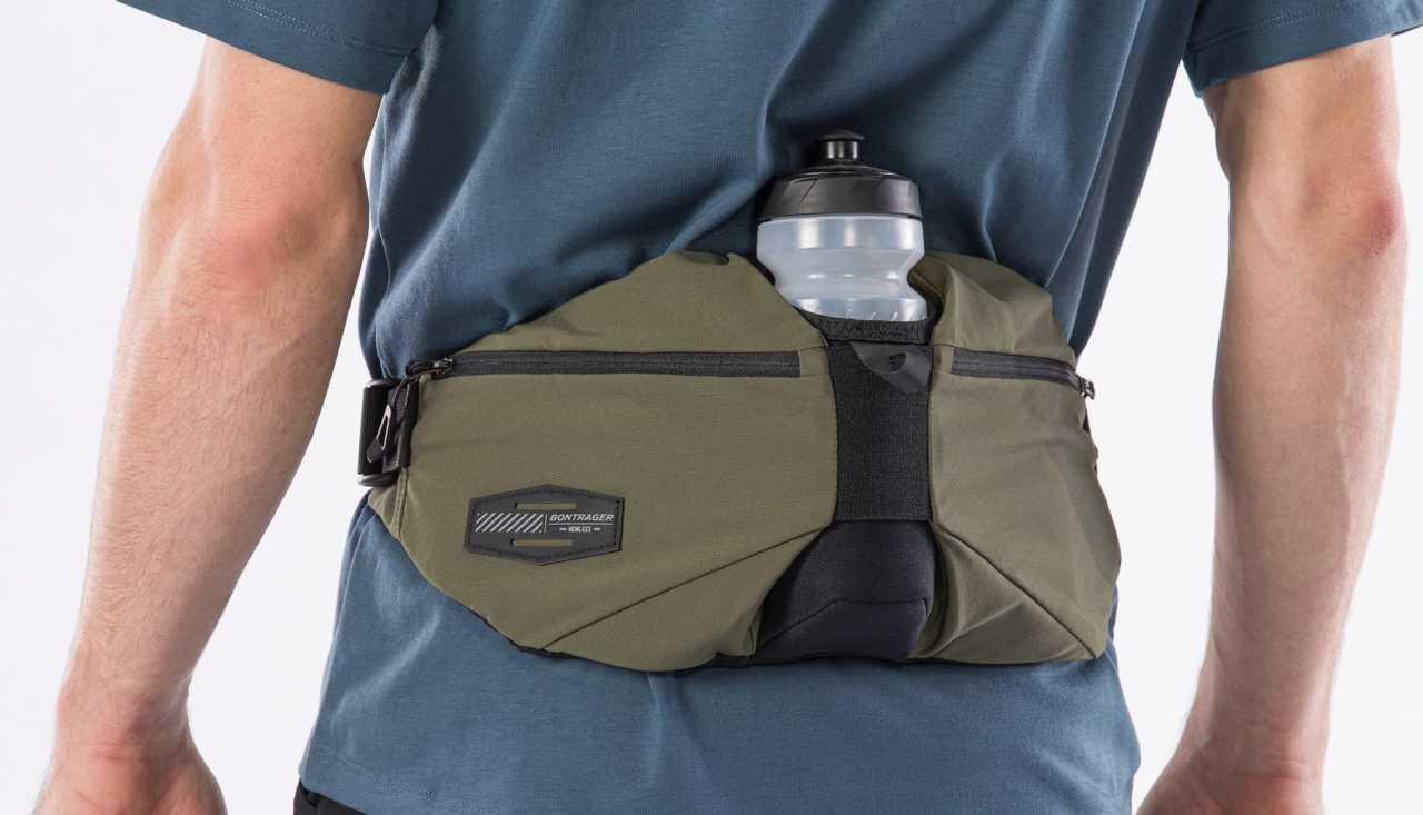 Bontrager rapid pack best hip pack for mountain biking