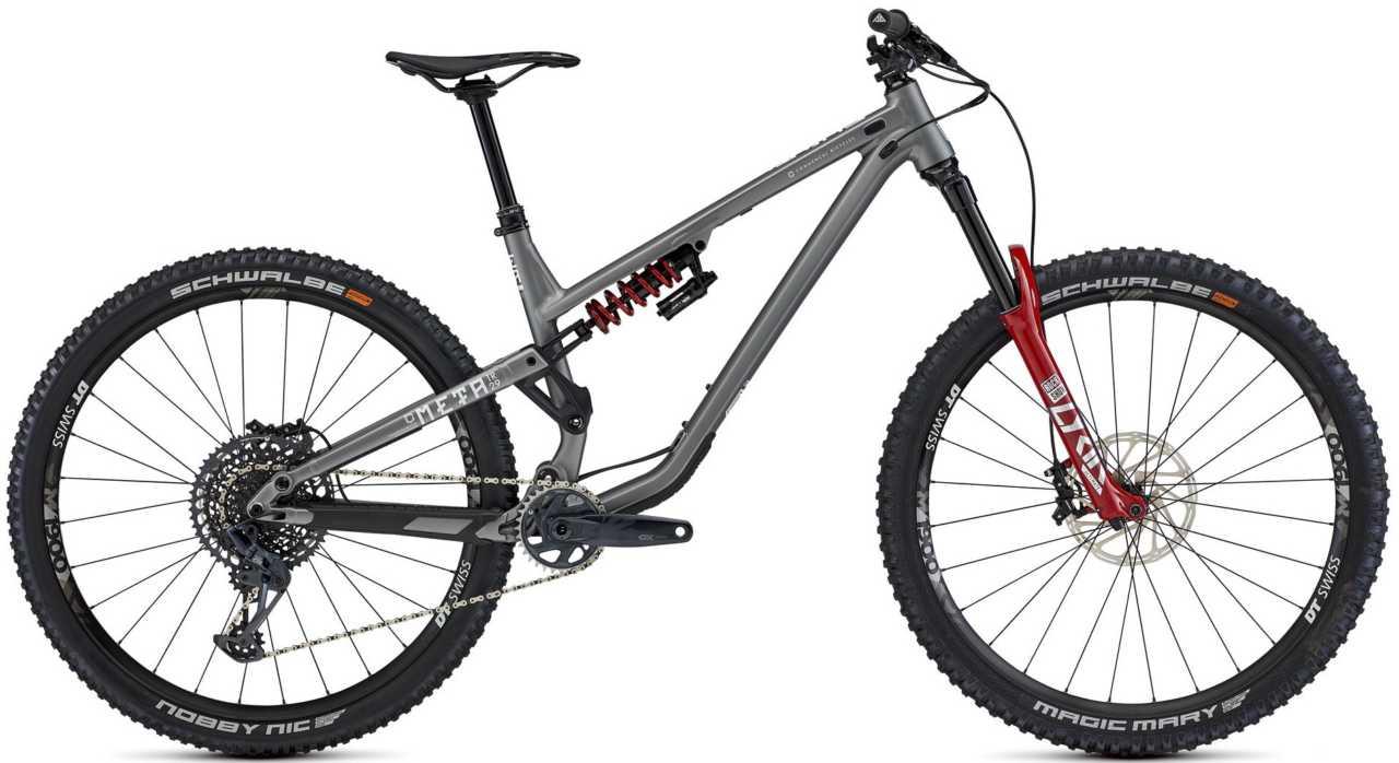 review commencal meta tr race mountain bike