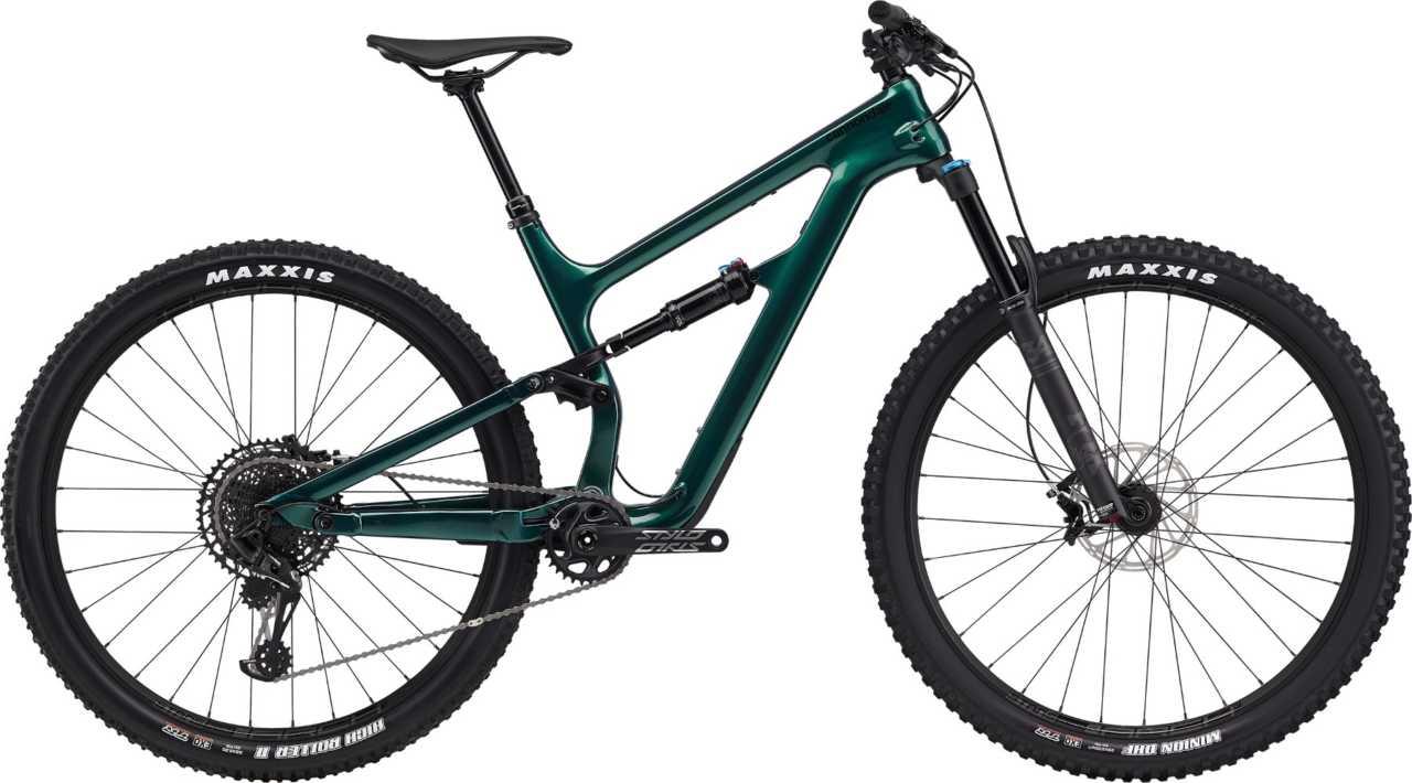 2021 cannondale habit mountain bike review