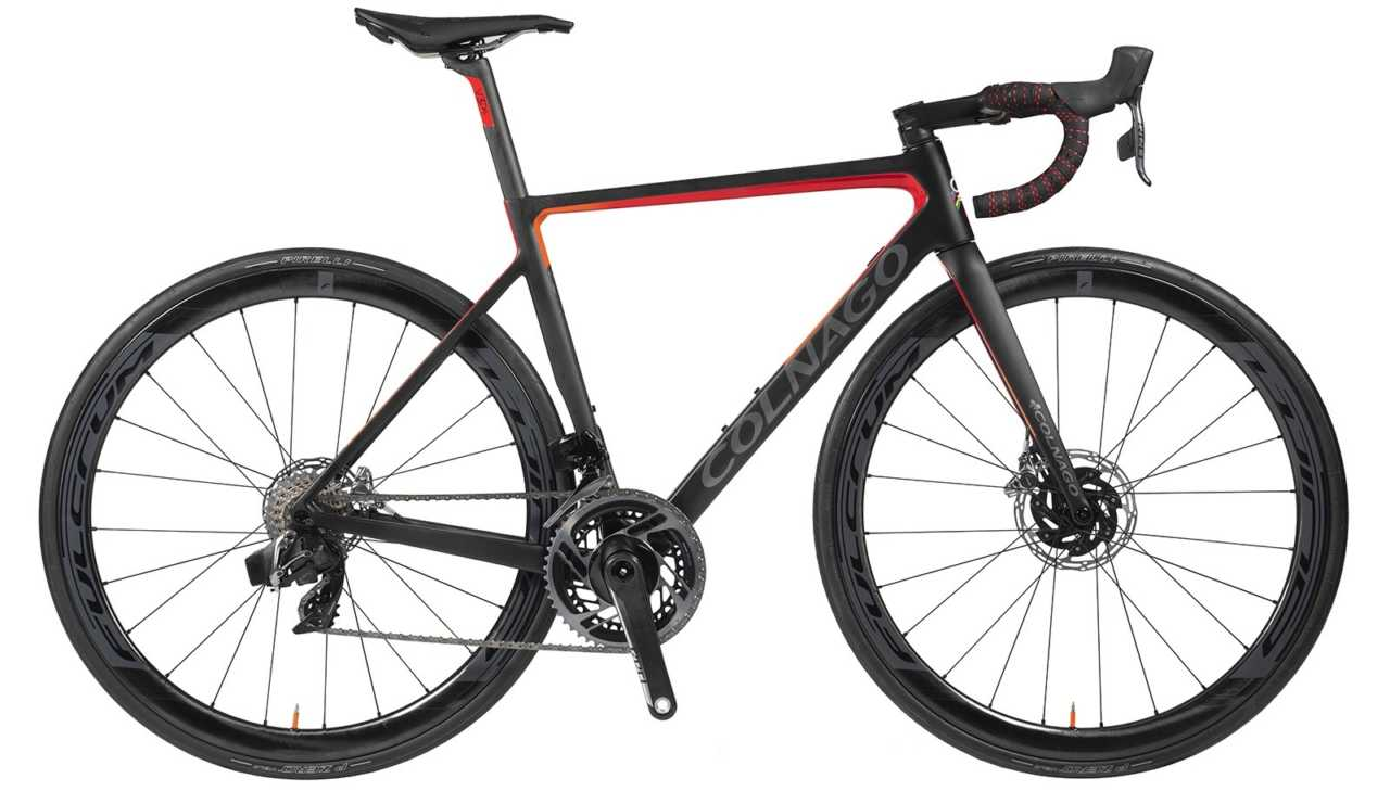 colnago v3rs bicycle review