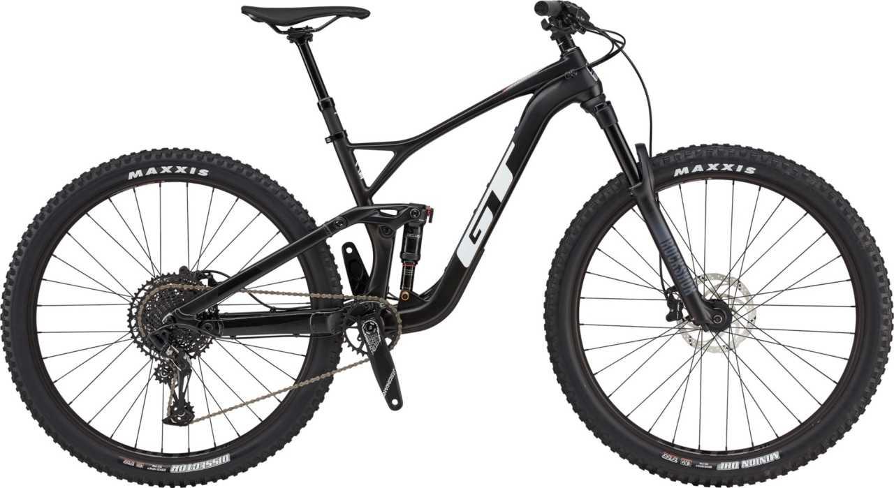 2021 GT Sensor carbon elite mountain bike review