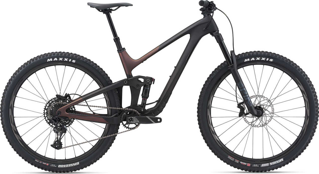 2021 Giant Trance X advanced 29 mountain bike review