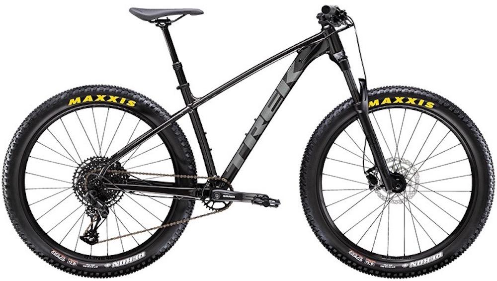 2021 trek roscoe mountain bike review