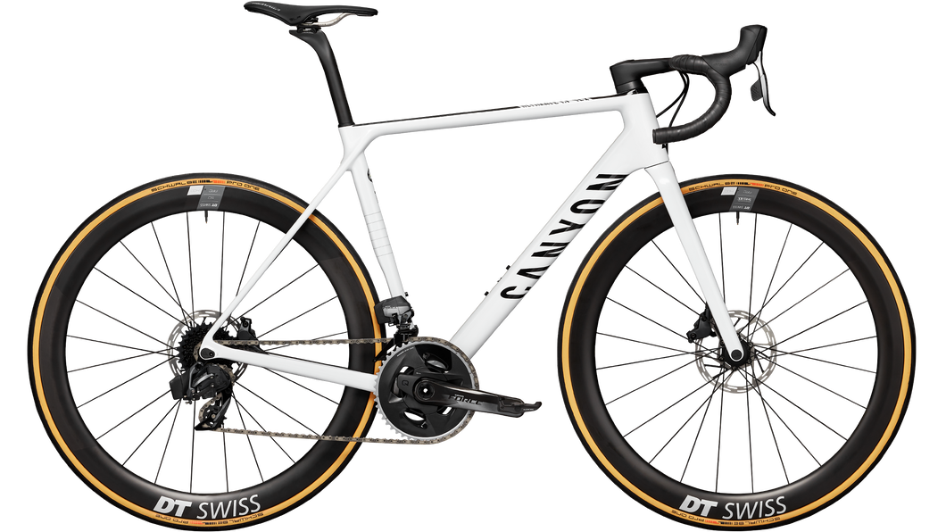 CANYON Ultimate CF SLX 8 Disc eTap bicycle review