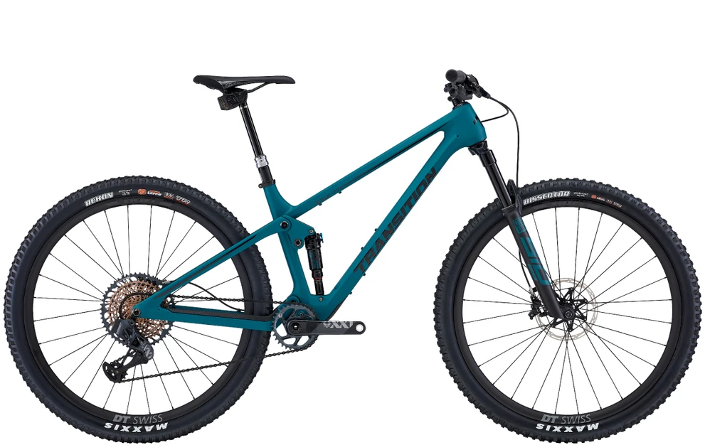 2021 Transition Spur mountain bike review