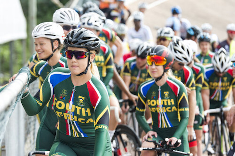 South African national cycling team