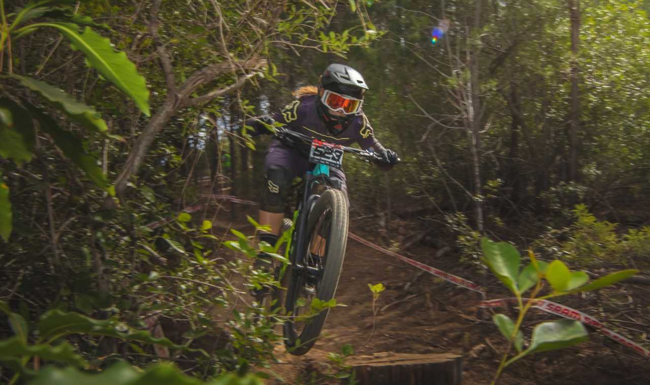 Frankie du Toit South African Downhill National Championships results