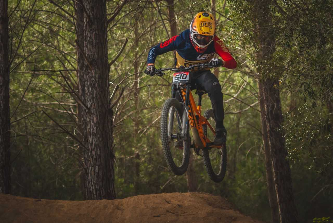 Stefan Garlicki South African Downhill National Championships results