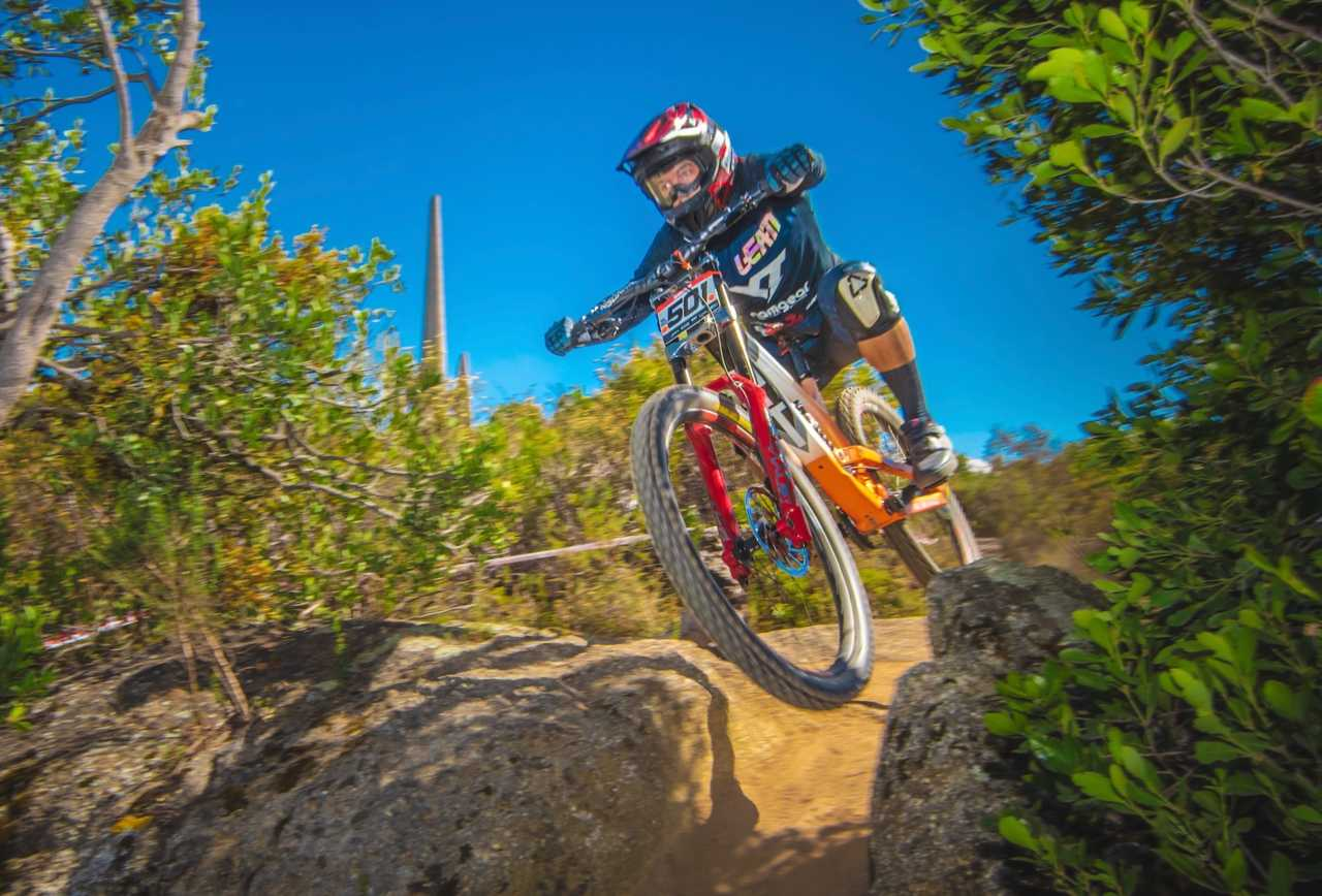 Results South African Downhill National Championships johann potgieter