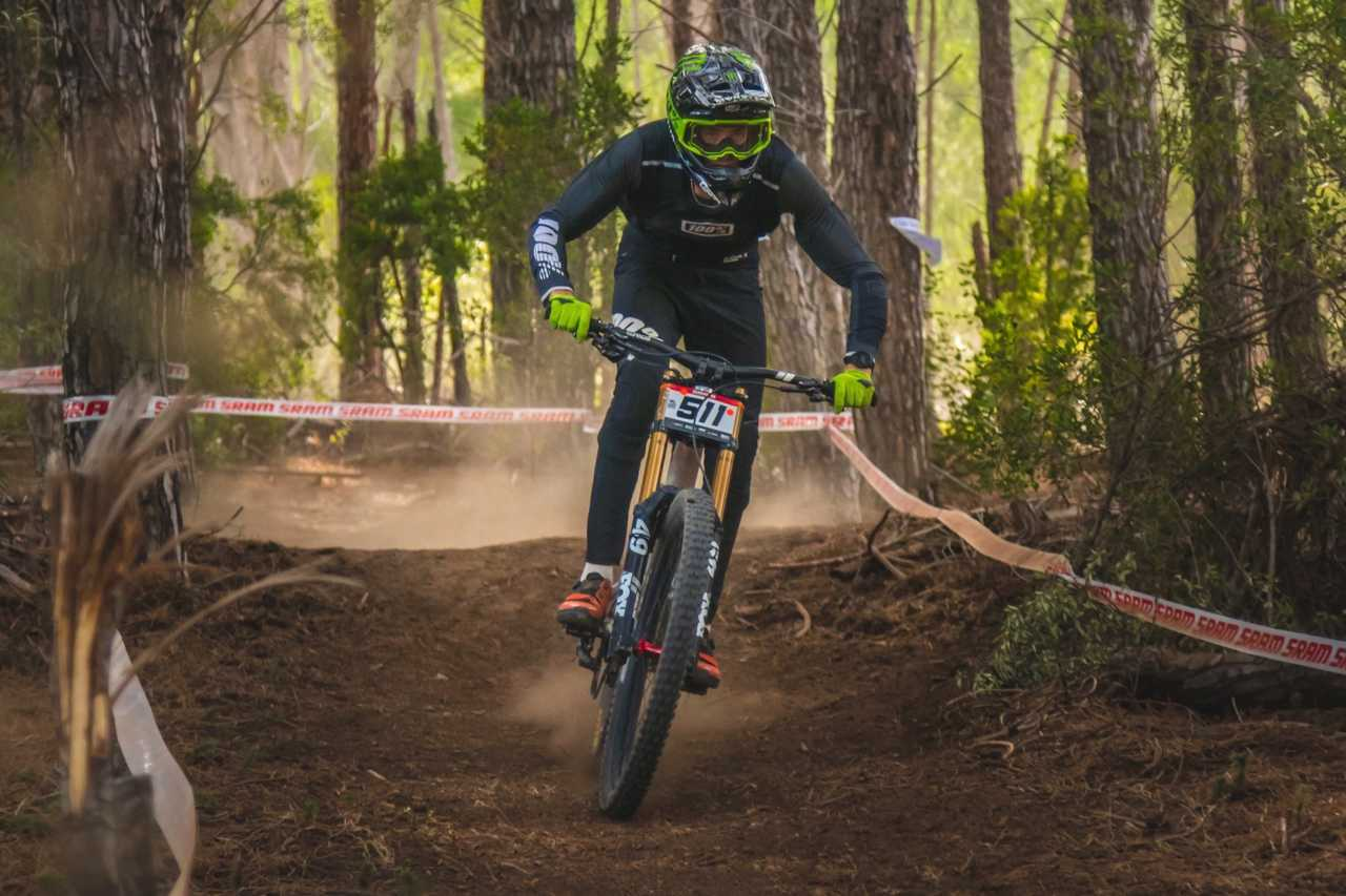 Ike Klaassen South African Downhill National Championships